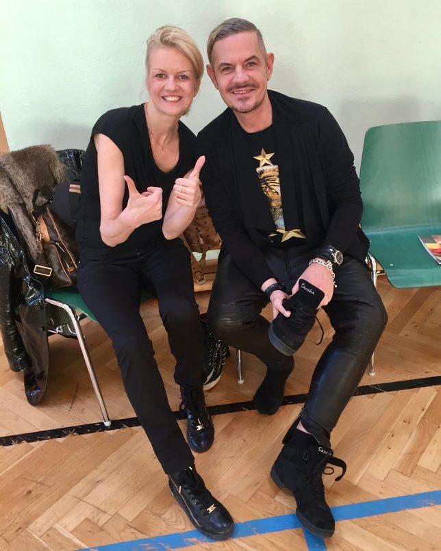 Siret Siilak & Dirk Heidemann